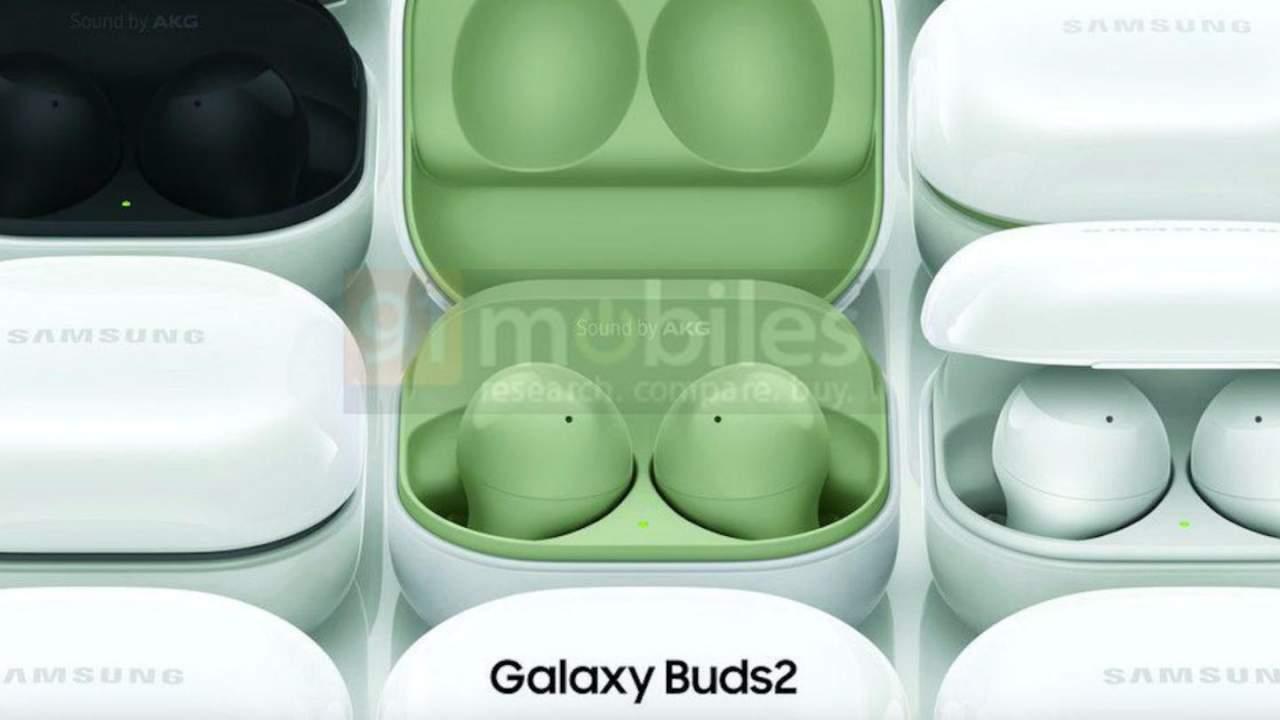 Galaxy Buds 2 pairing process gets an odd change
