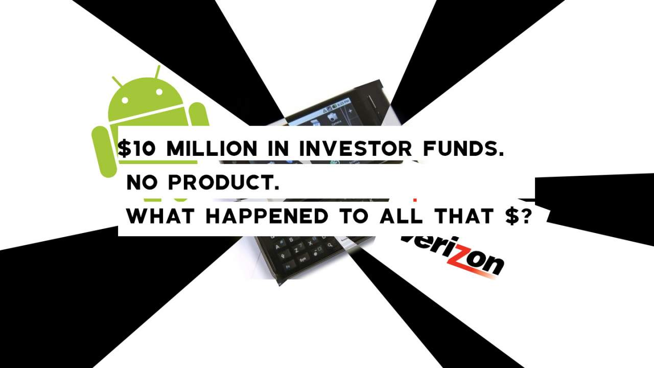 Saygus vPhone $10M fraud: Here's how Sayers spent the money