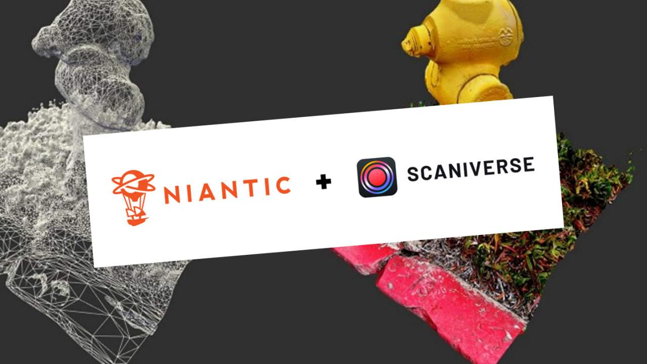 Scaniverse acquired by Niantic: What happens next