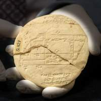 The oldest example of applied geometry revealed