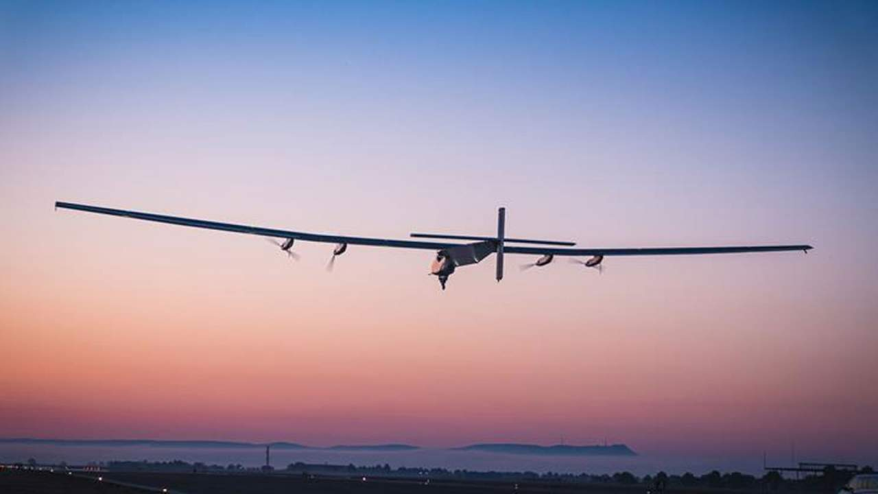 US Navy spends millions to develop a solar-powered UAV