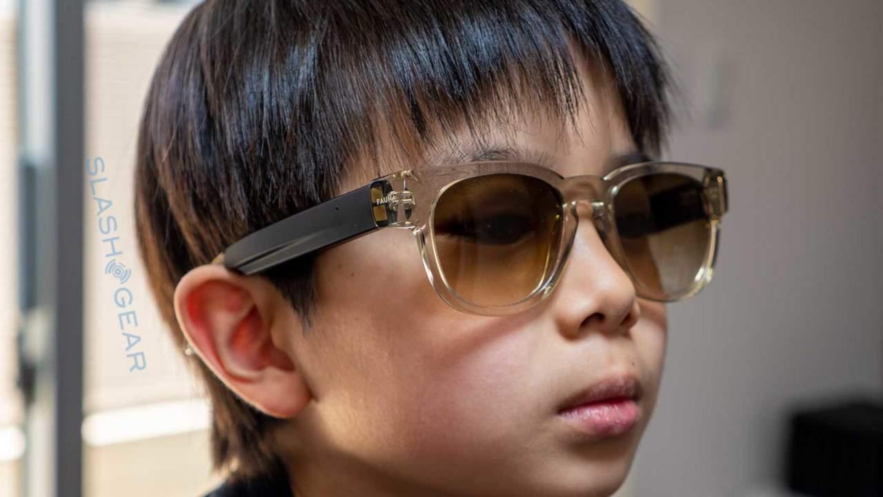 Fauna Spiro Transparent Brown Audio Glasses Review