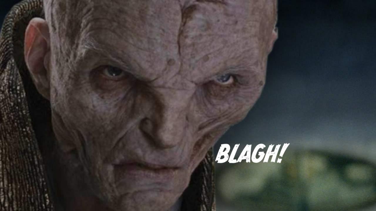 Star Wars fan theory on Snoke identity confirmed