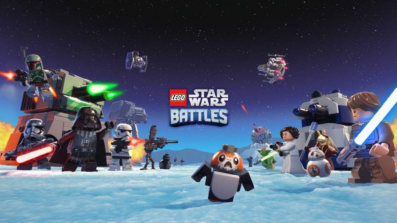 LEGO Star Wars Battles game will be an Apple Arcade exclusive