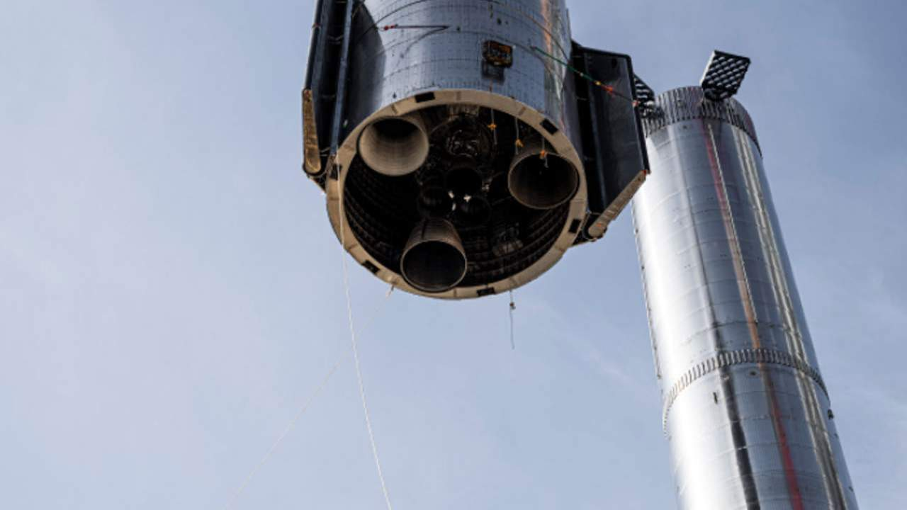 SpaceX's massive booster and Starship will return to the launchpad