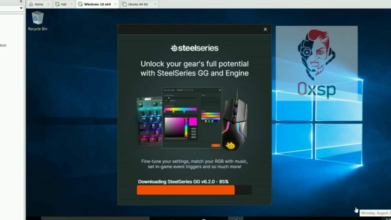 SteelSeries app exploit needs physical access, doesn't need a device (Update)