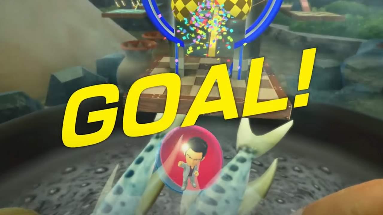 Sega's answer to Fortnite is Super Monkey Ball Banana Mania