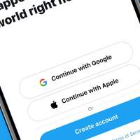 Twitter adds Google Account and Apple ID to bypass login issues