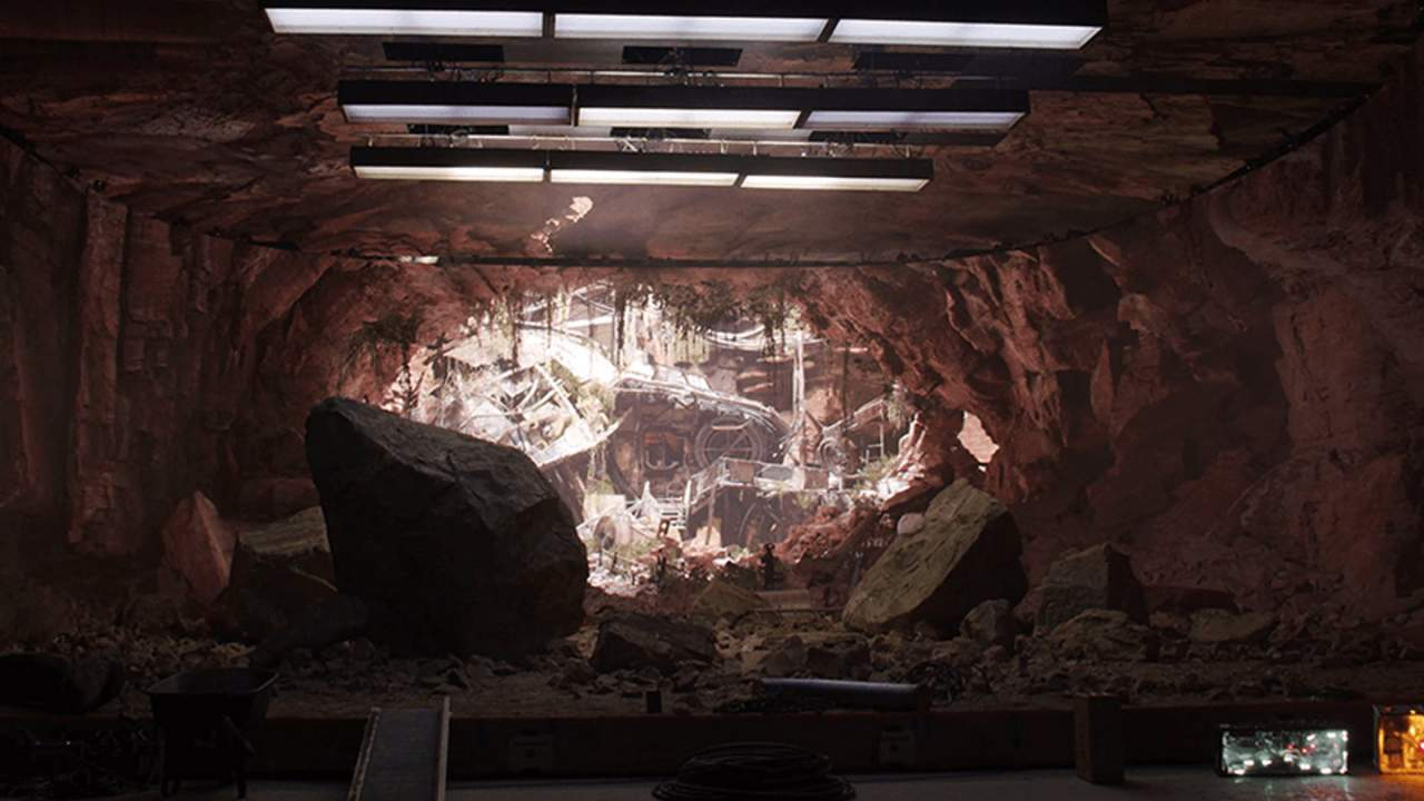 Unreal Engine 4.27 released with latest in-camera VFX tools