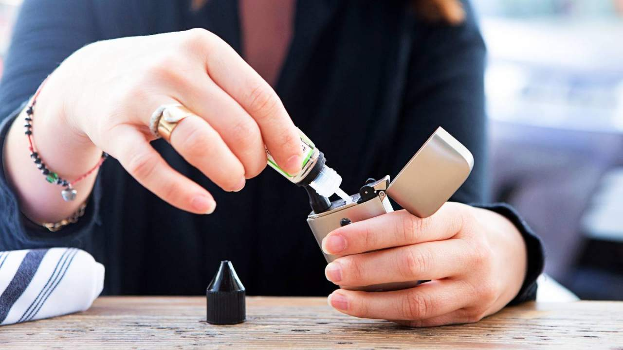 Researchers find 'unambiguous and concerning' vape risk in nonsmokers