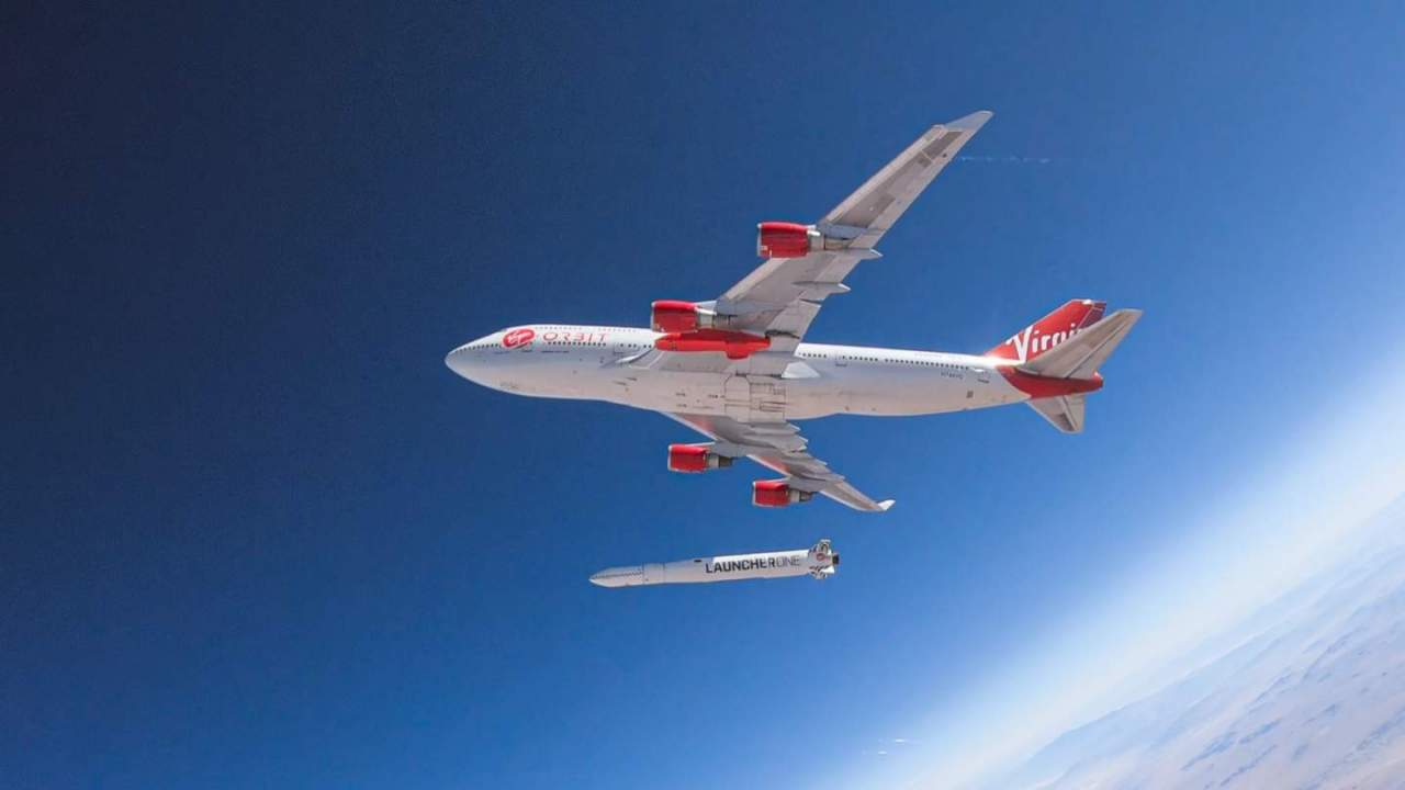 Virgin Orbit reveals $3.2bn plan to go public: What Branson is counting on