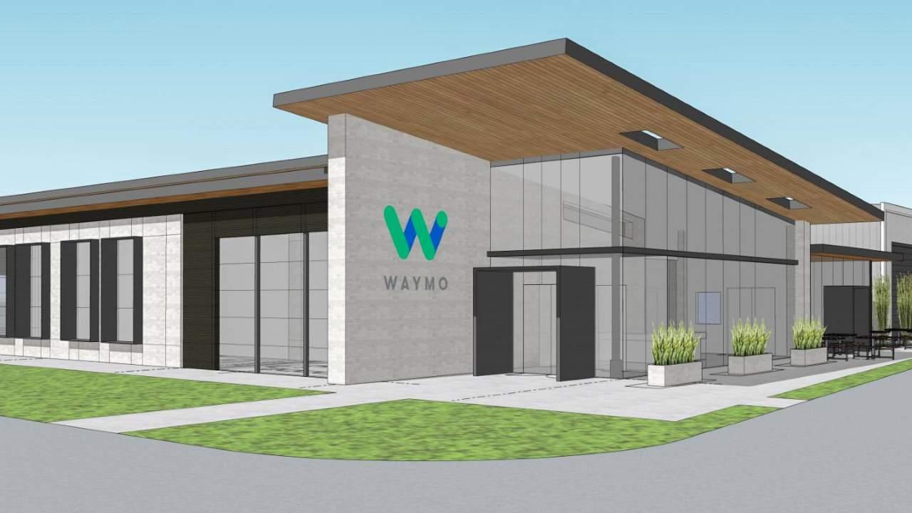 Waymo reveals the big autonomous trucking hub it's building in Dallas