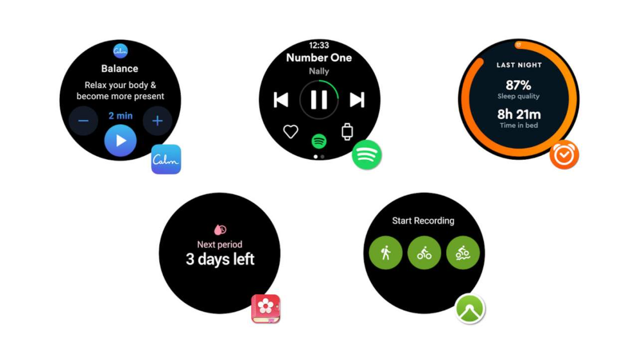 Wear OS 2 is also getting some Wear OS 3 features
