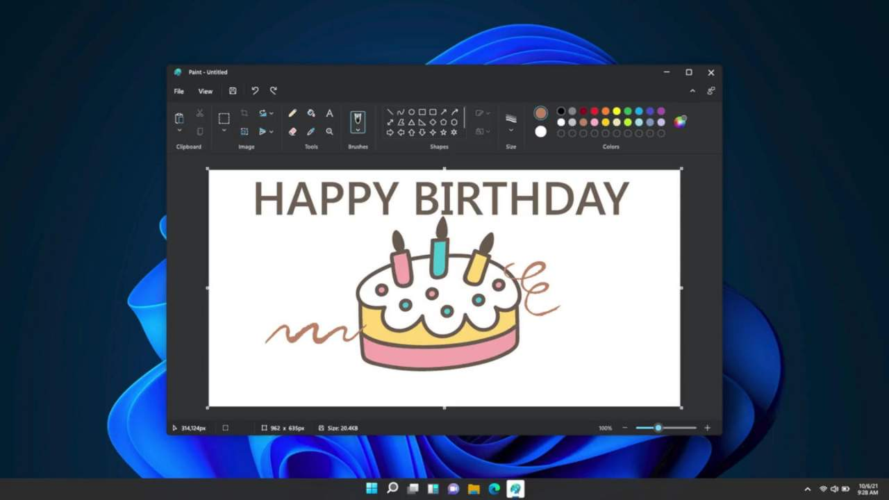 Windows 11 Microsoft Paint app gets a long-overdue redesign