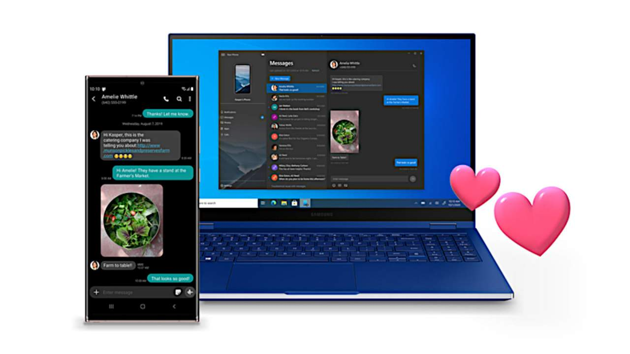 Windows Your Phone Apps feature could be expanding to more phones