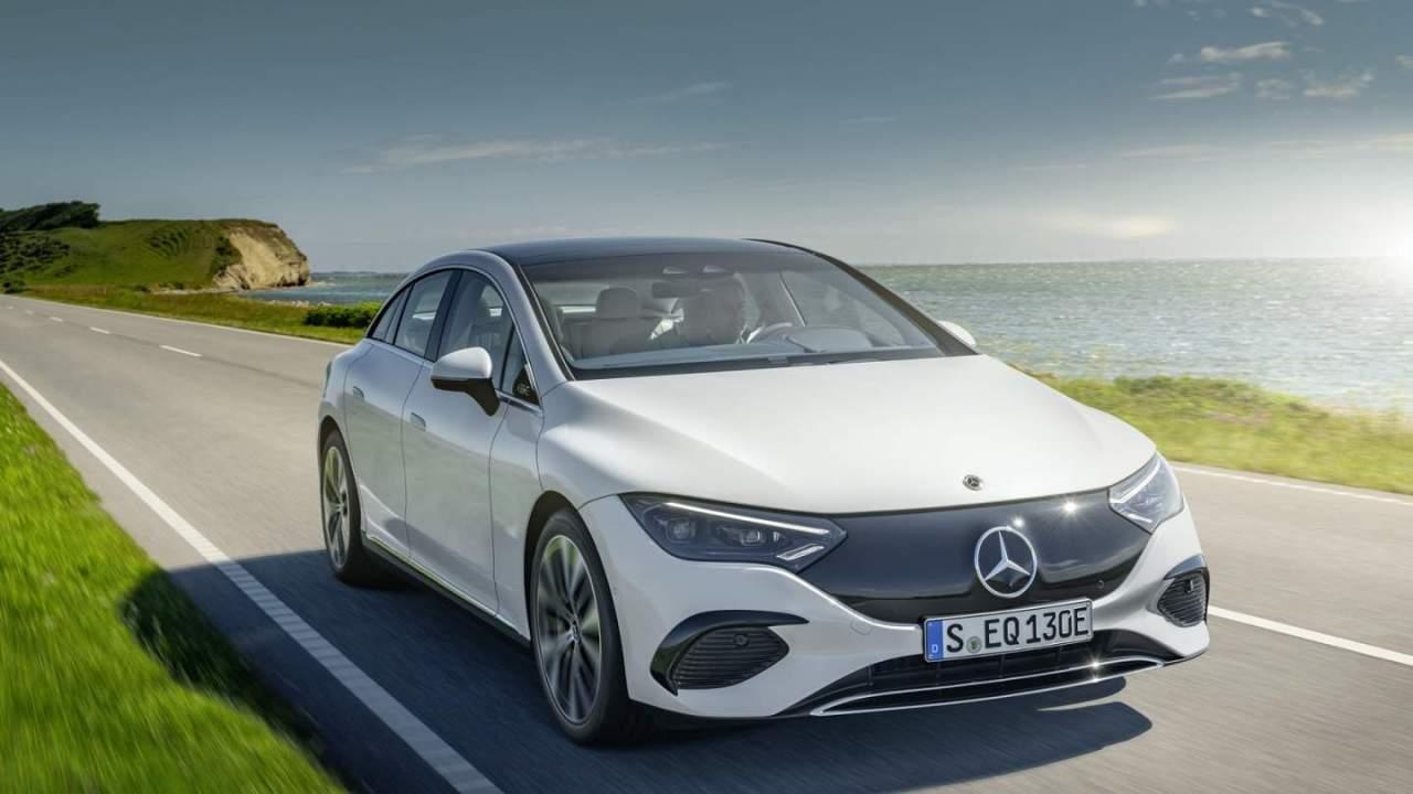 Mercedes-Benz EQE gives E-Class an all-electric cousin