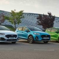 2022 Ford Fiesta gets mild styling updates; Fiesta ST has more torque