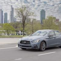 2022 Infiniti Q50 gets standard leather, Bose audio, and wireless CarPlay