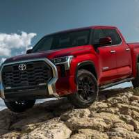 Hey Toyota, where's the new Tundra BEV?