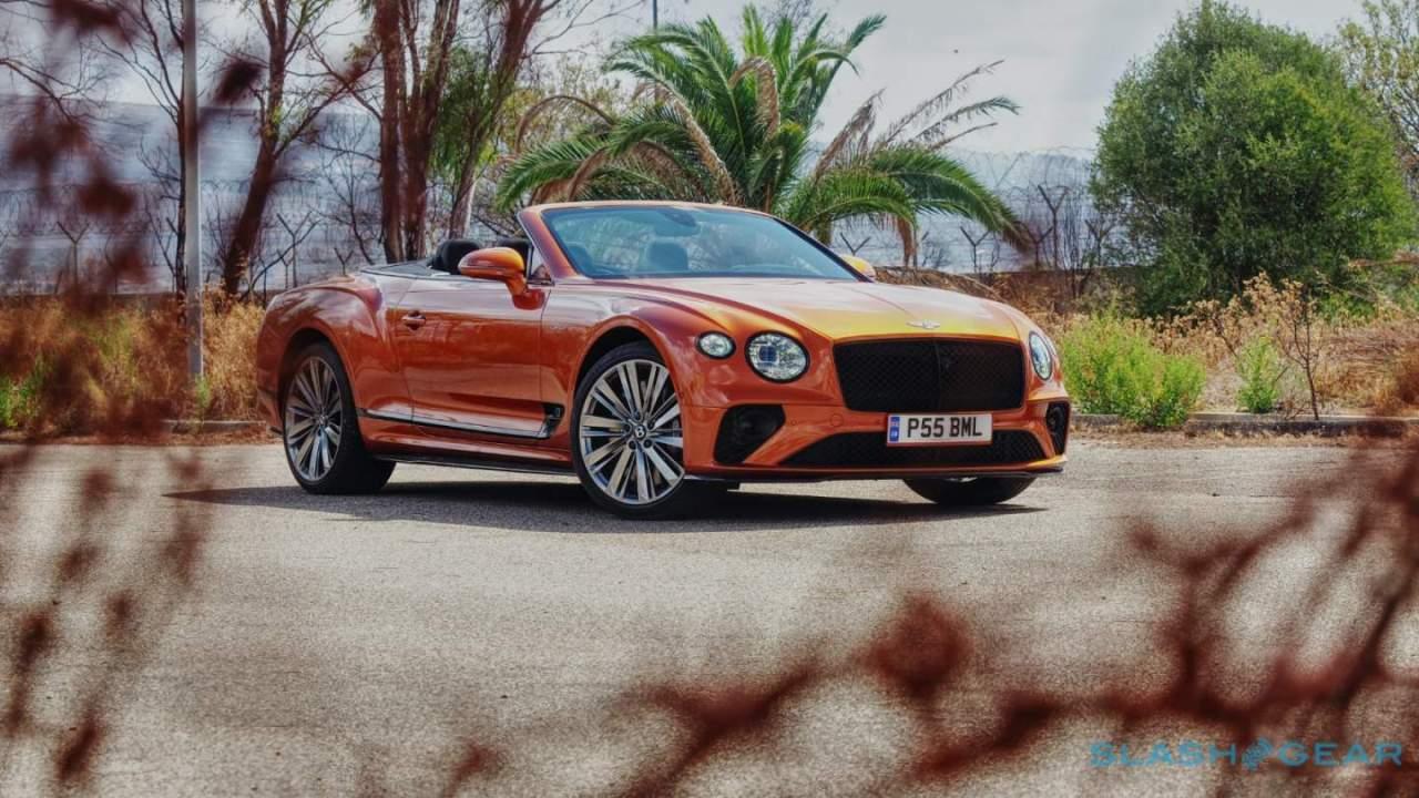 2022 Bentley Continental GT Speed First Drive – An unlikely Nostradamus