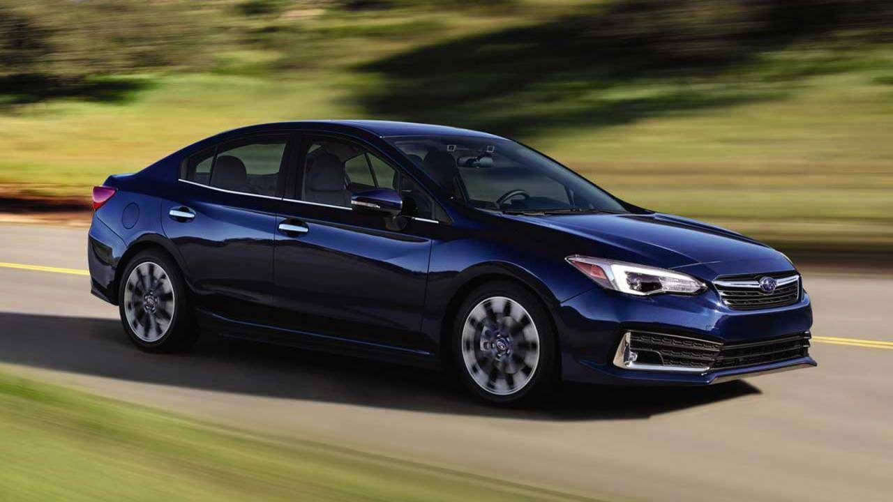NHTSA confirms a recall on some 2021 Subaru Impreza cars