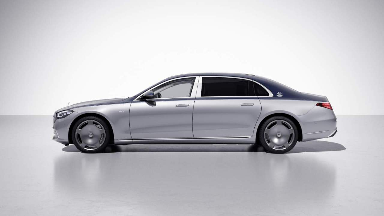 Mercedes-Maybach S-Class and GLS Edition 100 celebrates a centenary of excellence