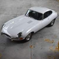 Jaguar Series 1 E-Type Coupe by E-Type UK is a one-off vintage masterpiece