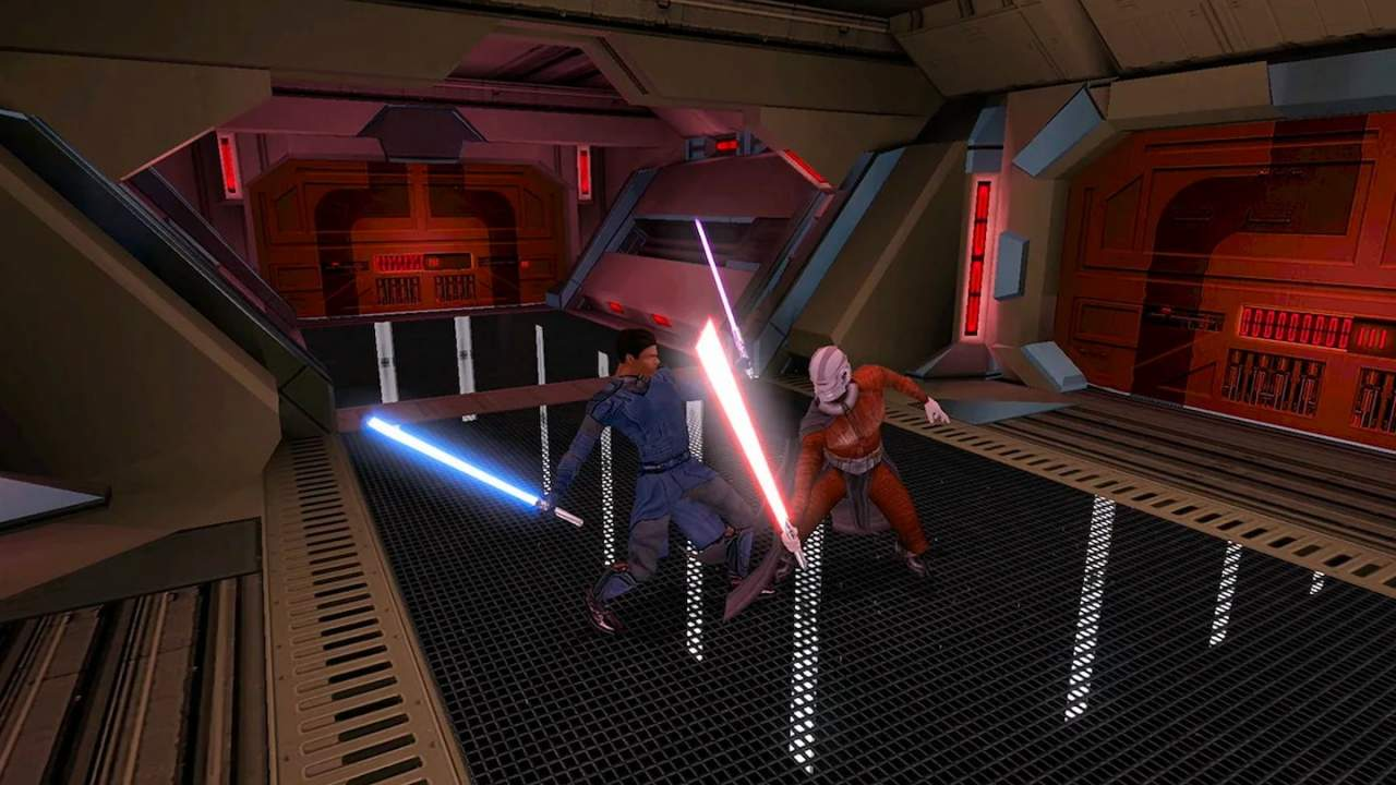 After Knights of the Old Republic remake reveal for PS5, the original is coming to Switch