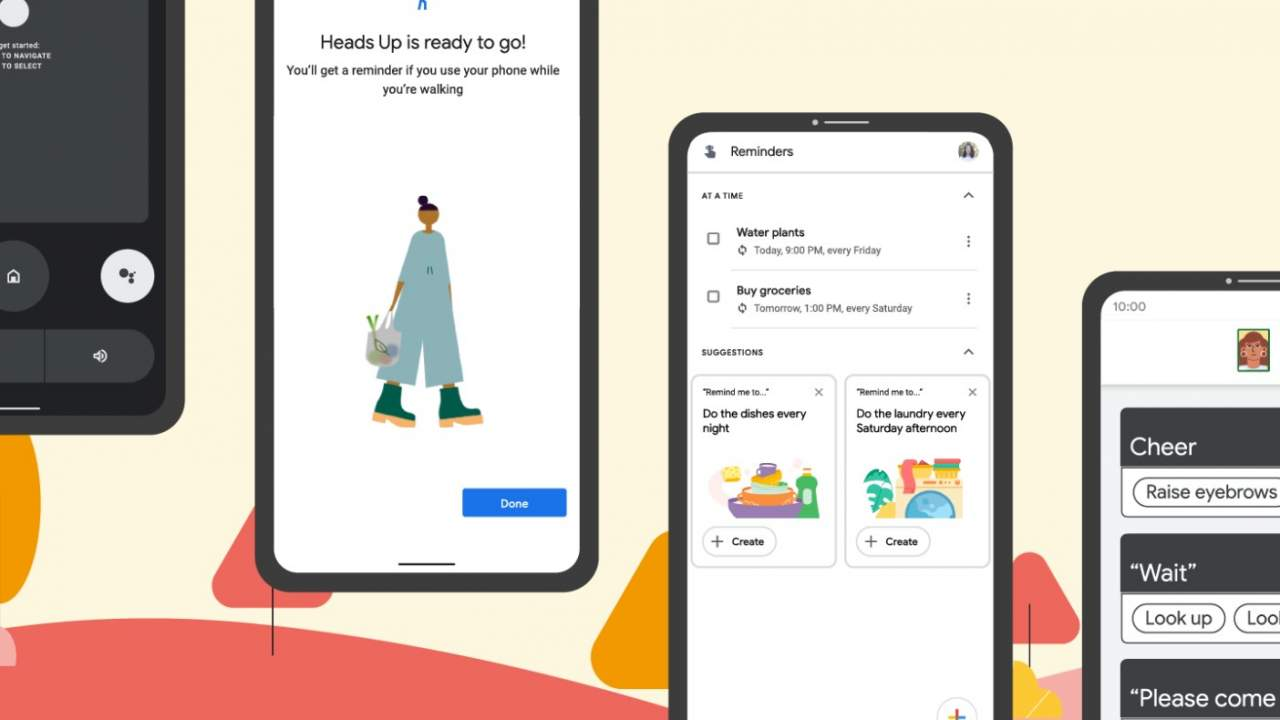 Android gets a slew of updates spanning Photos, Assistant, and Gboard
