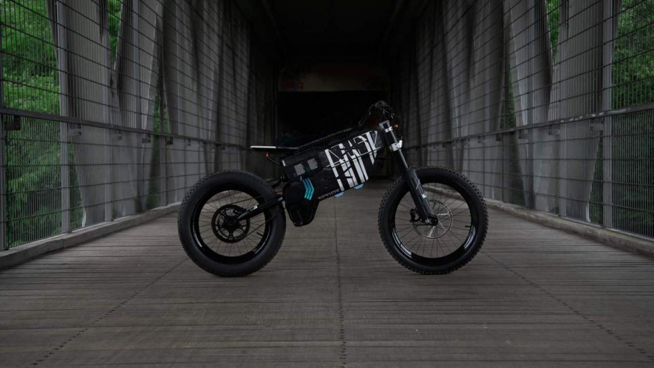 BMW Motorrad Vision AMBY is the future of electric bicycles