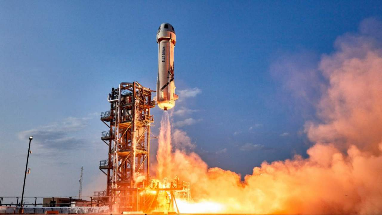 Blue Origin NS-18 launch date and first space crew revealed