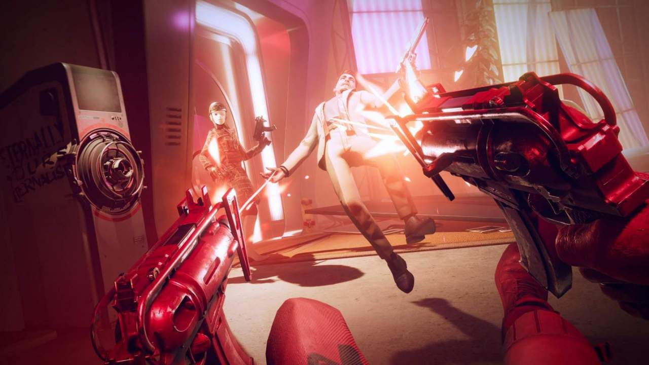 Deathloop has a stuttering problem on PC, but a fix is on the way