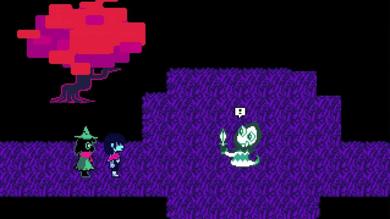Deltarune creator outlines big plans for next three chapters