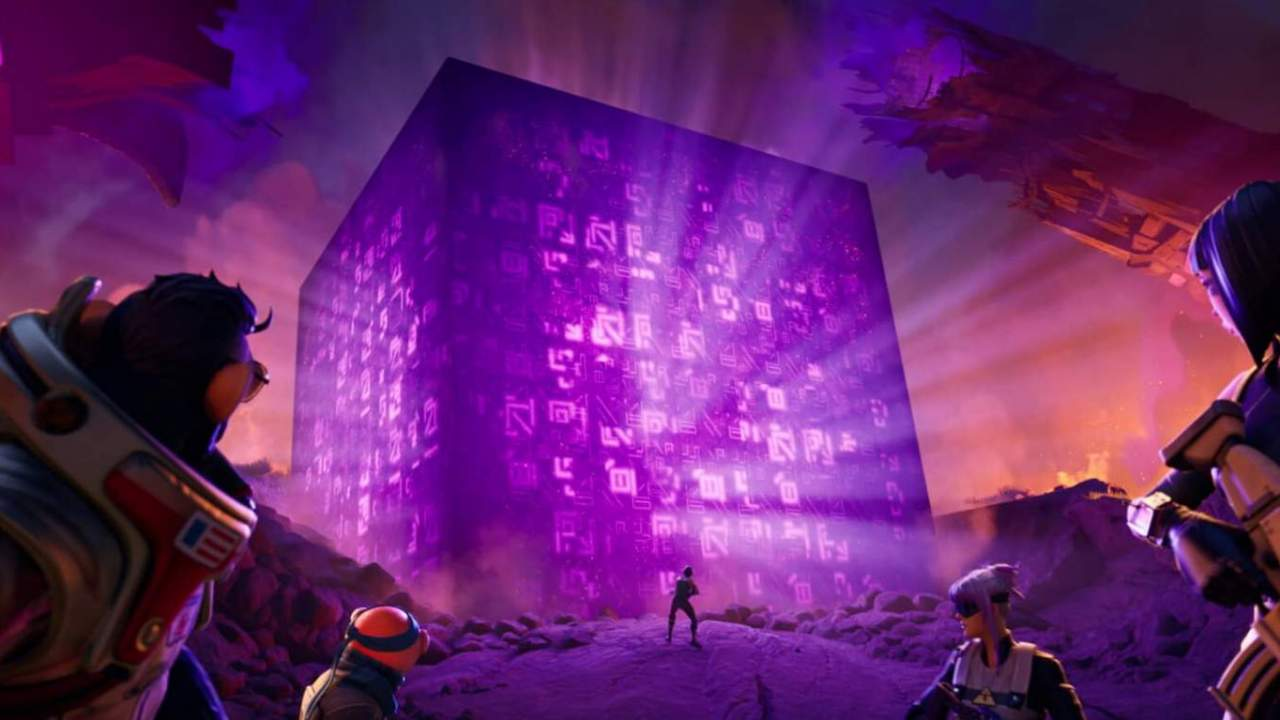 Fortnite season 8 brings back Cubes and they're ruining everything