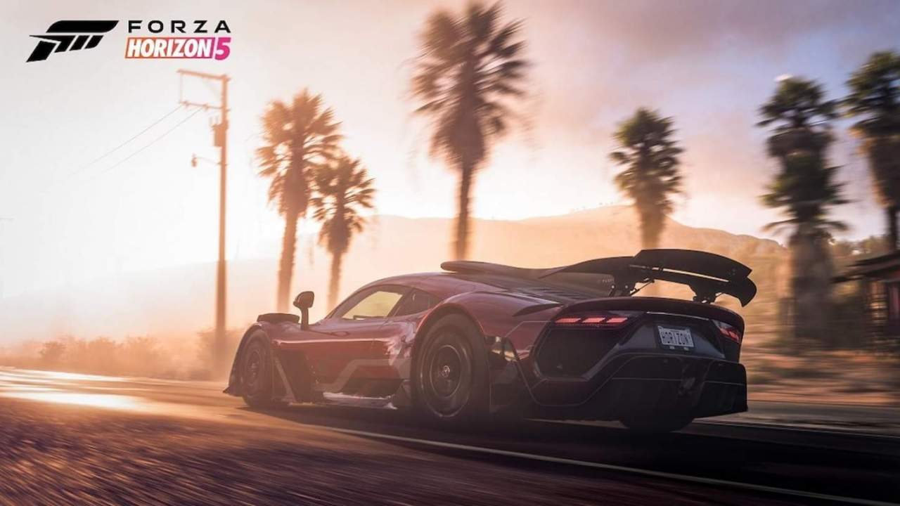 Forza Horizon 5 reveals full PC specs and supported accessories