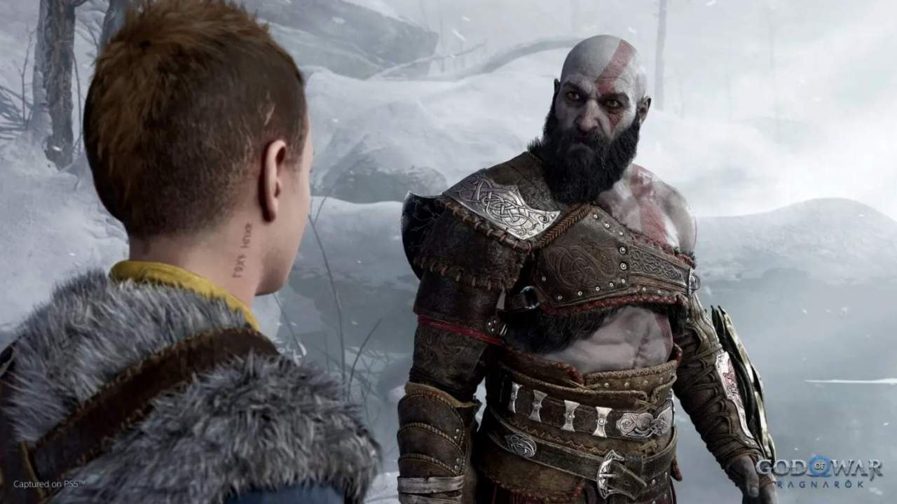 God of War: Ragnarok revealed with first look at gameplay