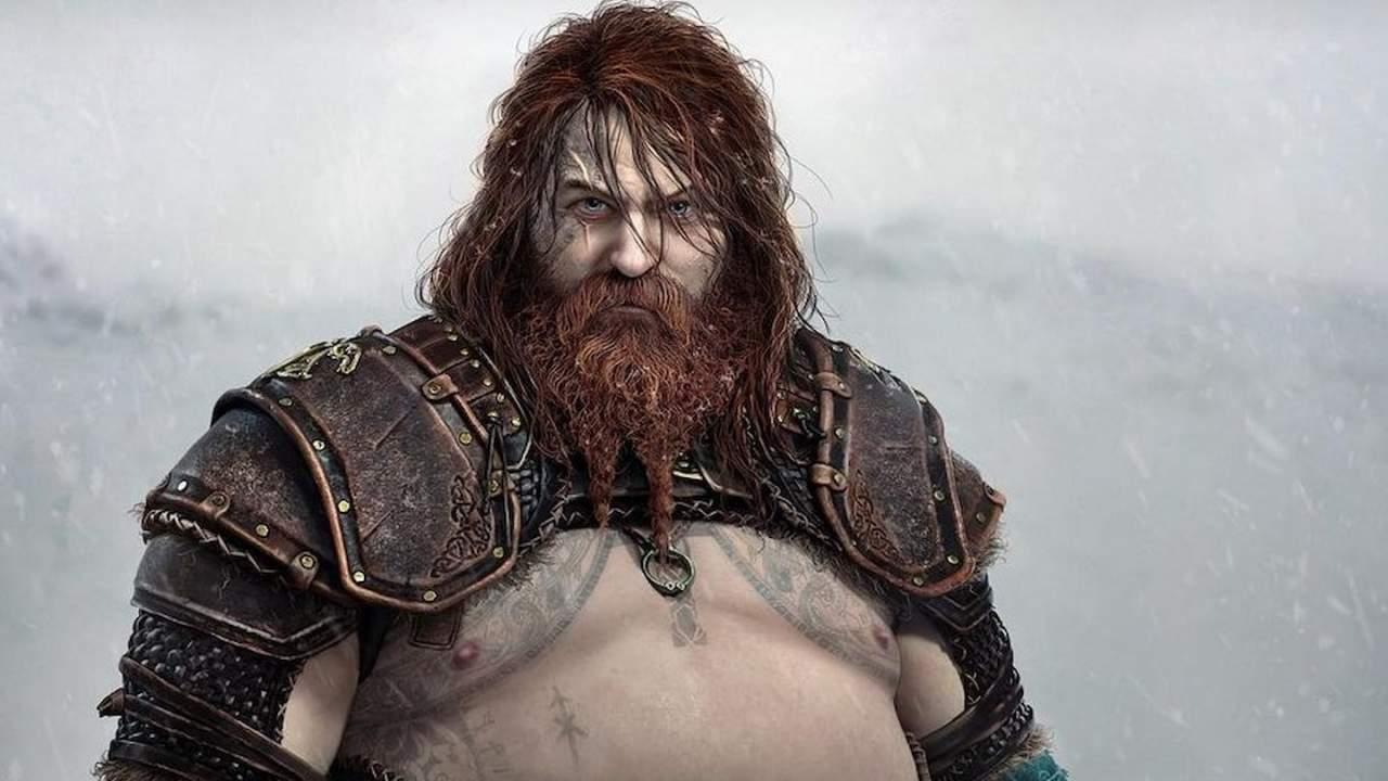 God of War: Ragnarok's stocky Thor has the internet buzzing