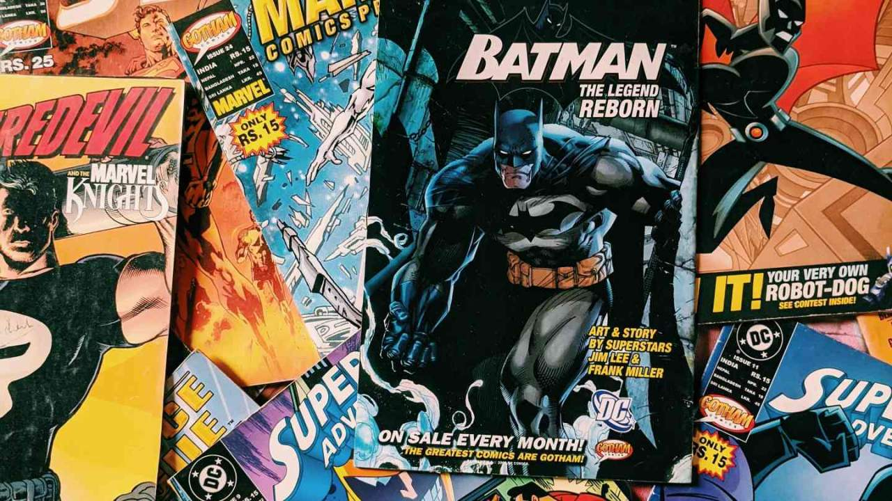 HBO Max is getting a big three-part DC Comics documentary series