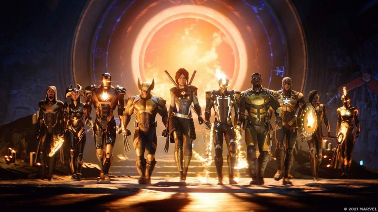 Here's our first look at Marvel's Midnight Suns and its card-based battle system