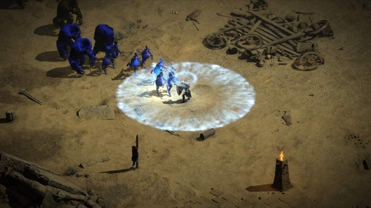 Here's when Diablo 2 Resurrected unlocks around the world