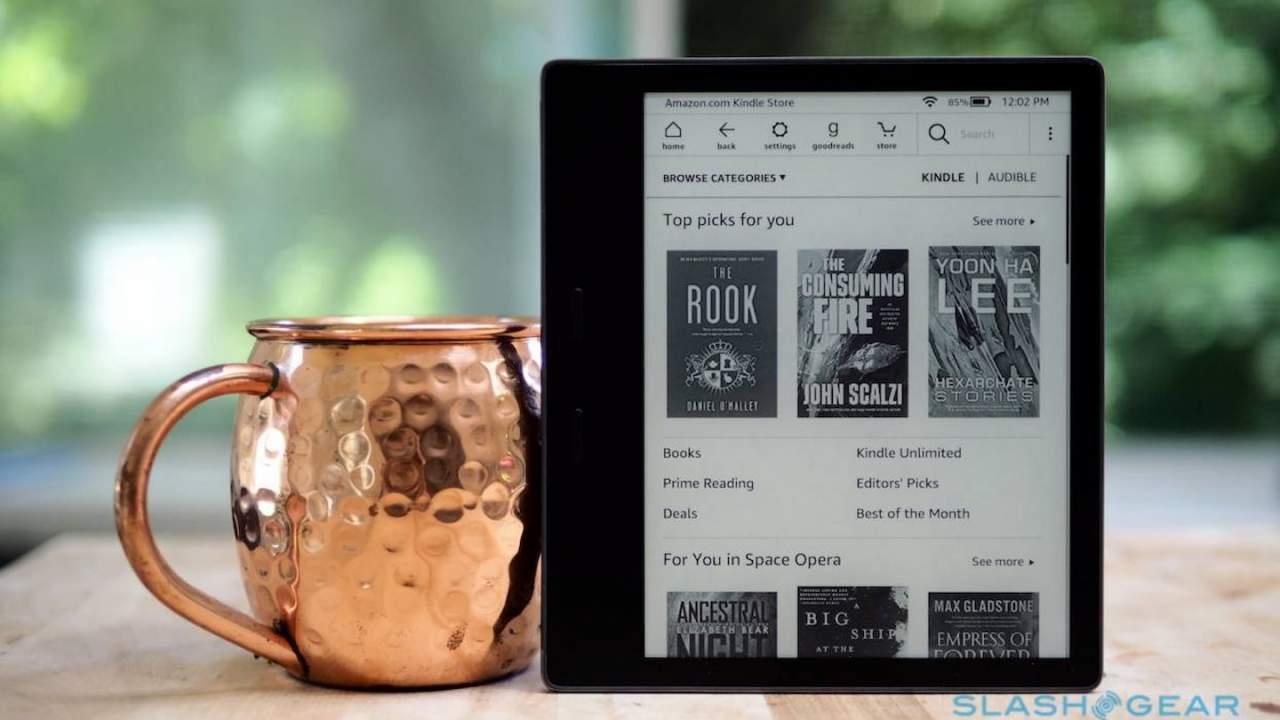 Incoming Kindle updates make navigation easier on some models