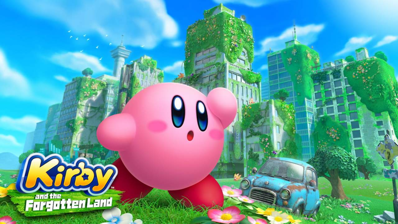 Kirby and the Forgotten Land announced for Nintendo Switch