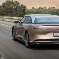 Lucid Motors Air takes EPA electric car range crown from Tesla