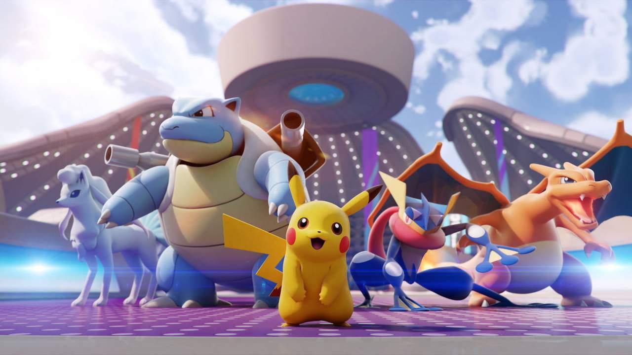 Major Pokemon Unite update detailed ahead of mobile launch