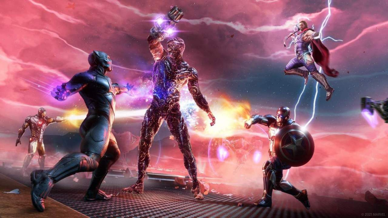 Marvel's Avengers is getting a surprise Xbox Game Pass release