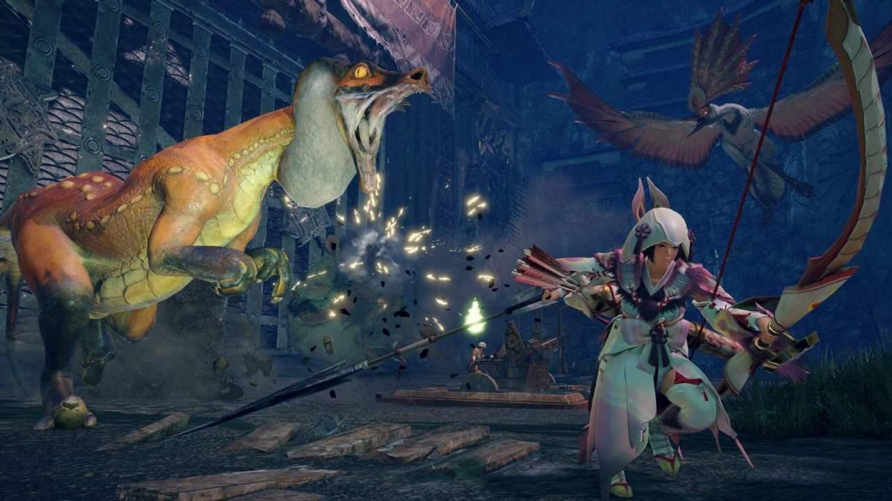 Monster Hunter Rise PC release date finally revealed