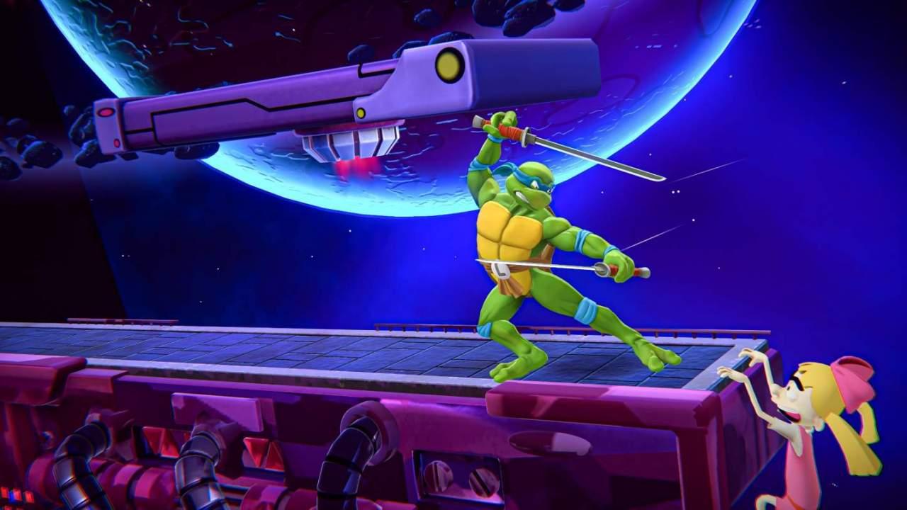 Nickelodeon All-Star Brawl gameplay trailer drops essential tidbits