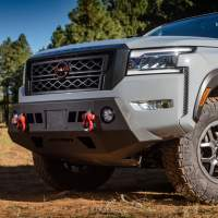 2022 Nissan Frontier receives new lineup of NISMO off-road parts