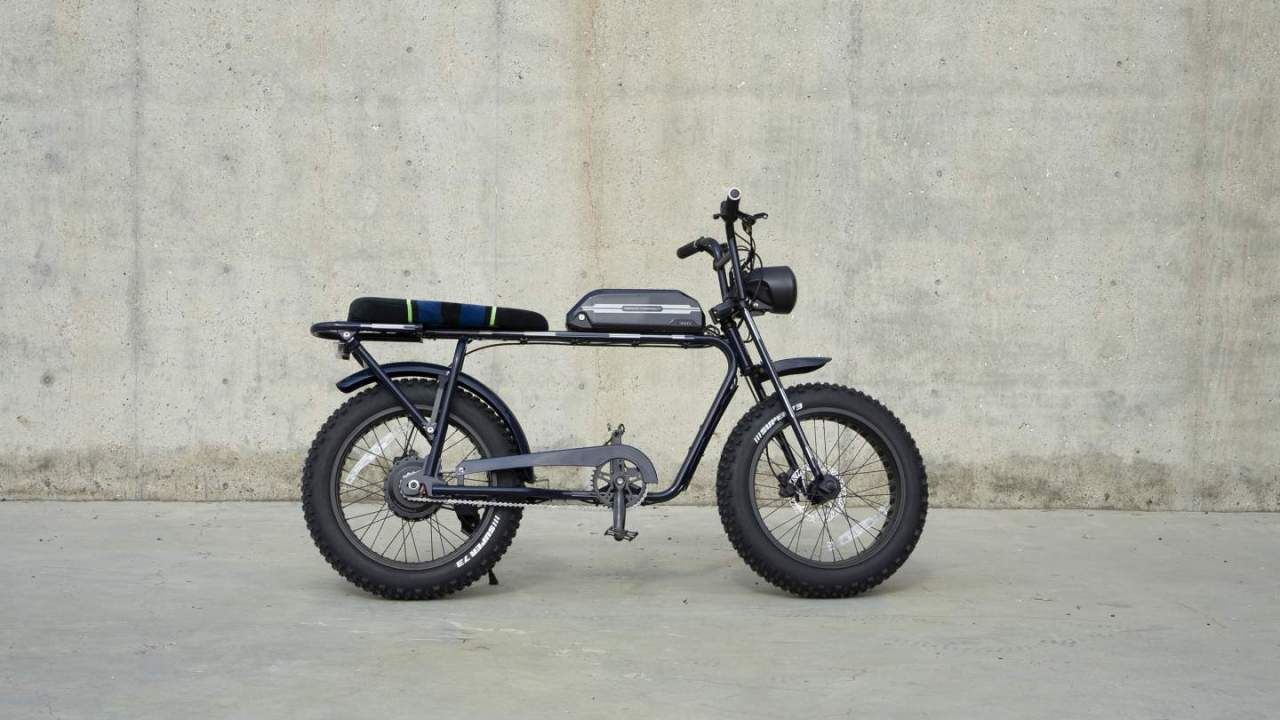 This Period Correct x Super73 electric motorbike is a match made in heaven