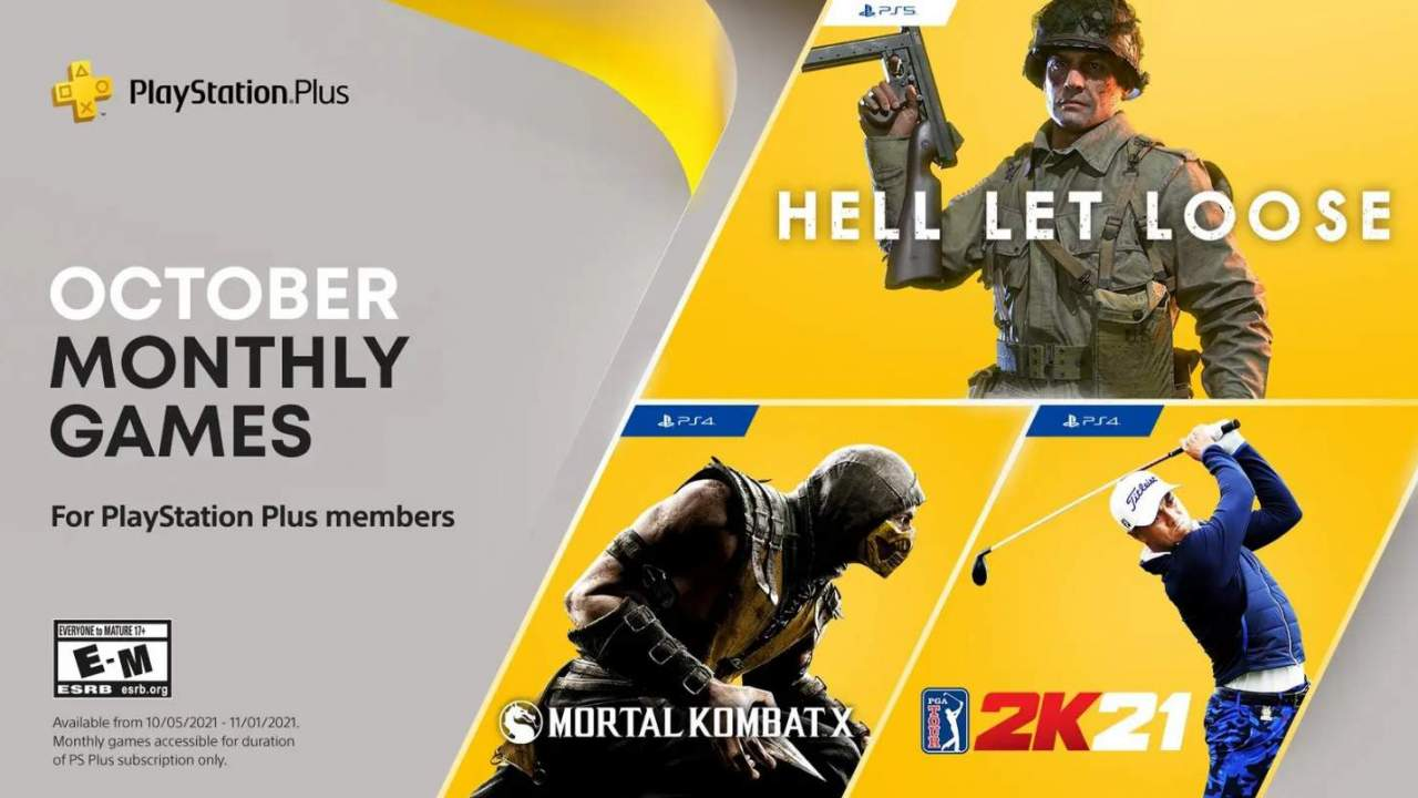 PlayStation Plus games for October may prove to be divisive
